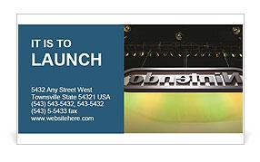 0000073391 Business Card Templates