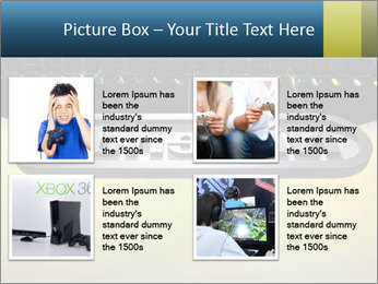 0000073391 PowerPoint Templates - Slide 14