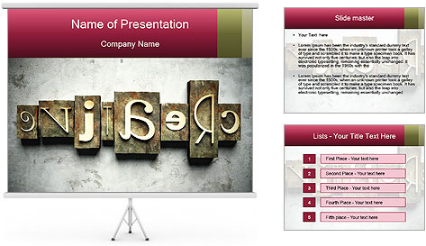0000073393 PowerPoint Template