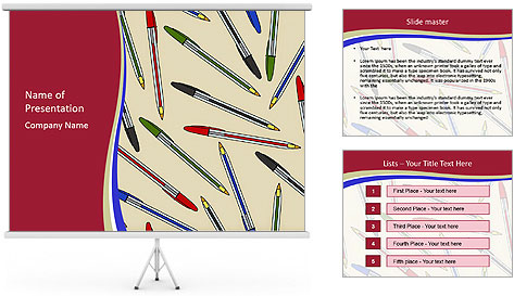 0000073410 PowerPoint Template