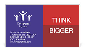 0000073413 Business Card Template