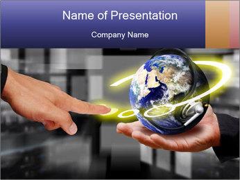 0000073416 PowerPoint Templates - Slide 1