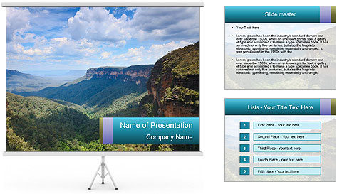 0000073424 PowerPoint Template