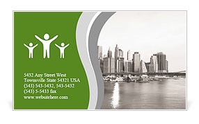 0000073426 Business Card Template