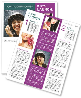 0000073434 Newsletter Templates