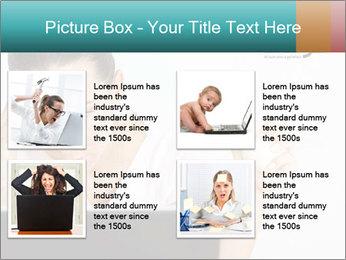 0000073443 PowerPoint Templates - Slide 14