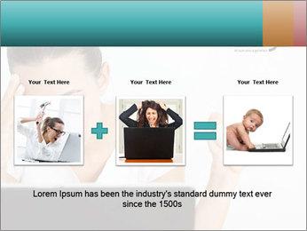 0000073443 PowerPoint Templates - Slide 22