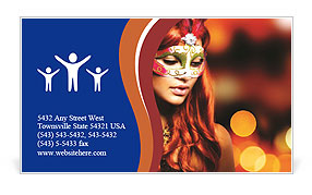 0000073445 Business Card Template