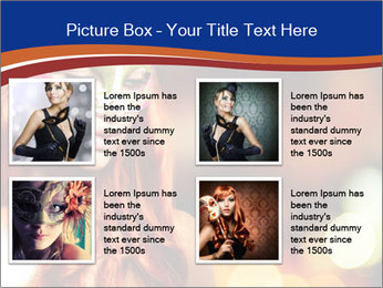 0000073445 PowerPoint Templates - Slide 14