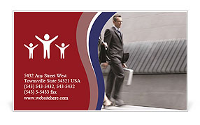 0000073452 Business Card Template