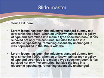 0000073461 PowerPoint Template - Slide 2