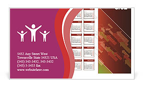 0000073467 Business Card Template