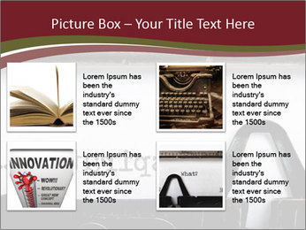 0000073480 PowerPoint Templates - Slide 14