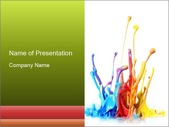 0000073484 PowerPoint Templates - Slide 1