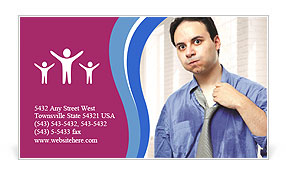 0000073499 Business Card Template