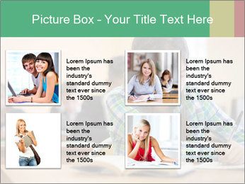 0000073502 PowerPoint Templates - Slide 14