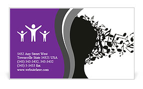 0000073505 Business Card Template