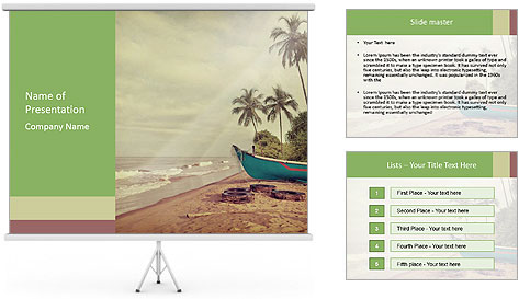 0000073525 PowerPoint Template