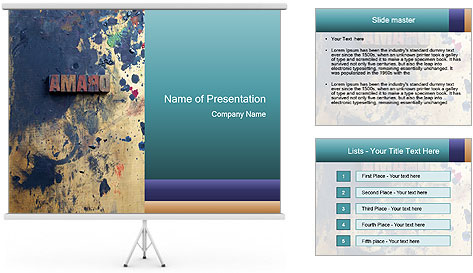 0000073553 PowerPoint Template