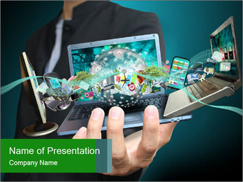 0000073554 PowerPoint Template - Slide 1