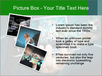 0000073554 PowerPoint Template - Slide 17