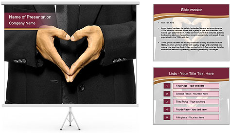 0000073558 PowerPoint Template
