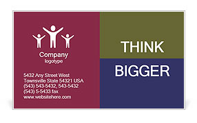 0000073562 Business Card Template