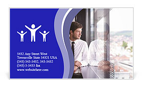 0000073565 Business Card Template