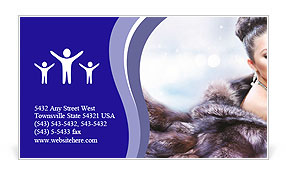 0000073571 Business Card Template