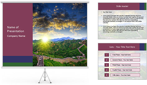 0000073572 PowerPoint Template