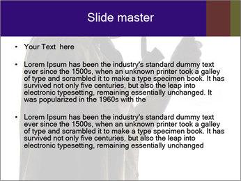 0000073593 PowerPoint Templates - Slide 2