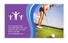 0000073611 Business Card Template