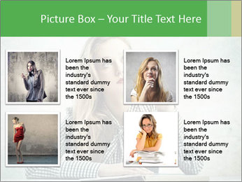 0000073632 PowerPoint Templates - Slide 14