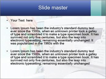 0000073650 PowerPoint Template - Slide 2
