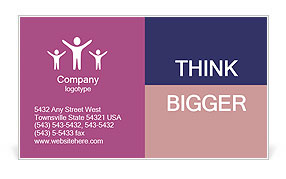 0000073655 Business Card Template