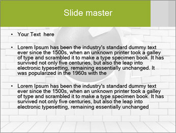 0000073664 PowerPoint Templates - Slide 2