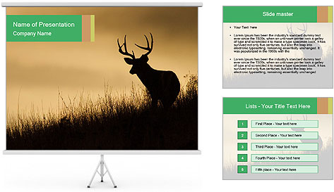 0000073701 PowerPoint Template