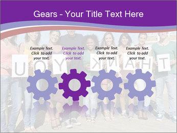 0000073702 PowerPoint Templates - Slide 48