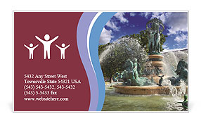 0000073704 Business Card Template