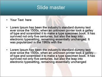0000073705 PowerPoint Templates - Slide 2