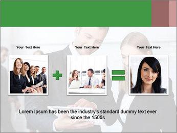 0000073709 PowerPoint Template - Slide 22