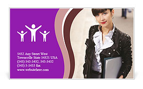 0000073715 Business Card Template
