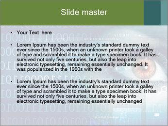 0000073716 PowerPoint Templates - Slide 2