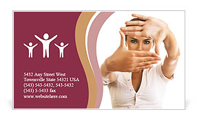 0000073717 Business Card Template