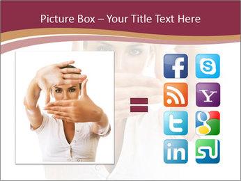 0000073717 PowerPoint Templates - Slide 21