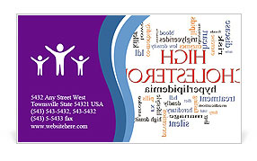 0000073731 Business Card Template
