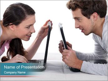 0000073734 PowerPoint Templates - Slide 1
