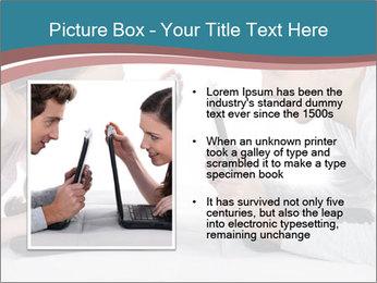 0000073734 PowerPoint Templates - Slide 13