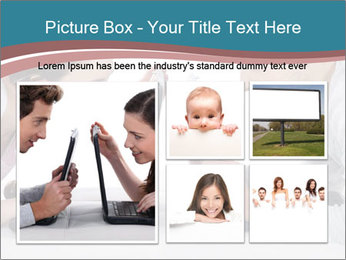 0000073734 PowerPoint Templates - Slide 19