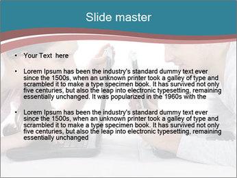 0000073734 PowerPoint Templates - Slide 2